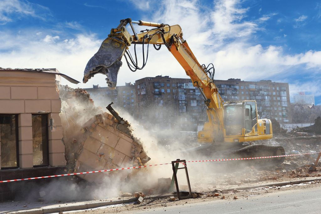 Construction Demolition-San Diego Demolition Pros & Dumpster Rental Services
