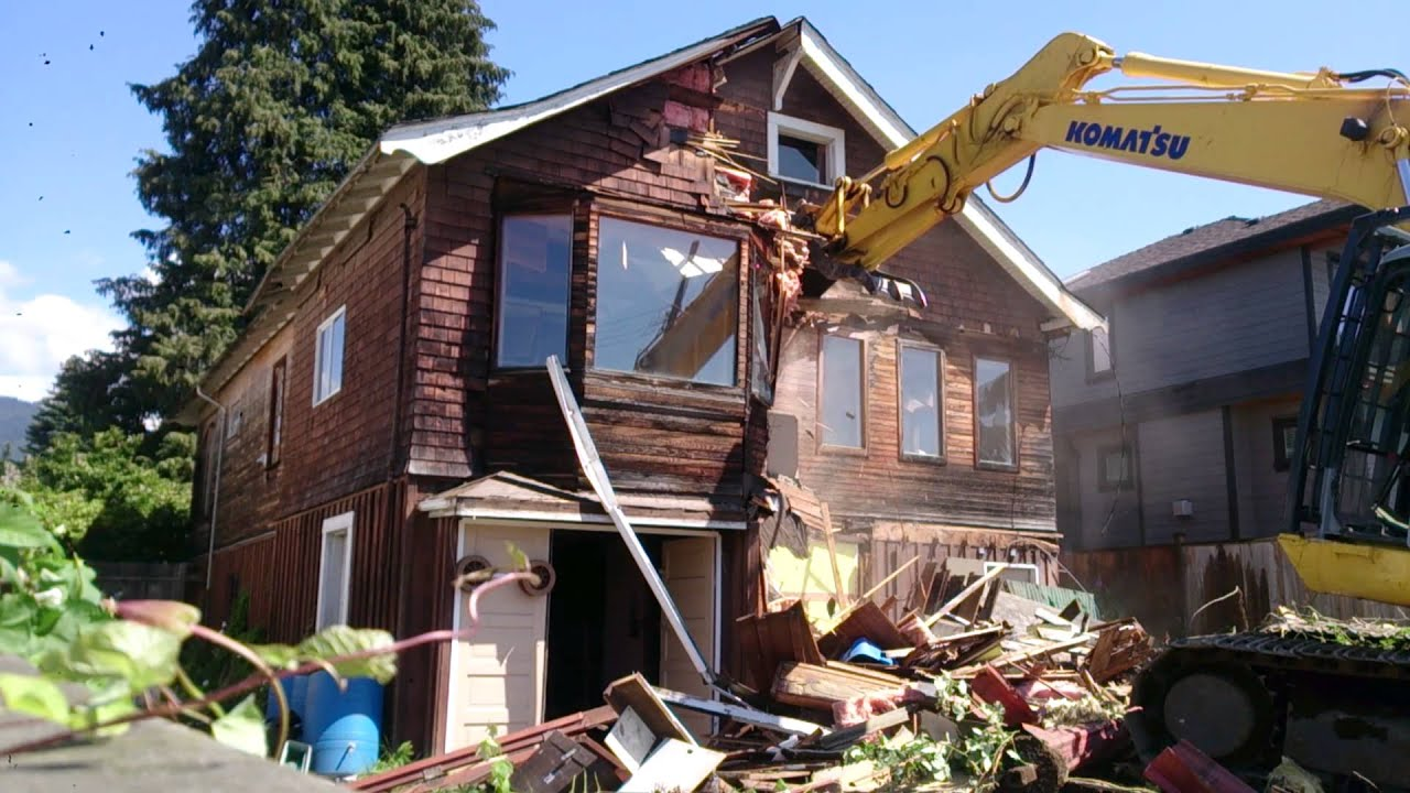 Home Demolition-San Diego Demolition Pros & Dumpster Rental Services